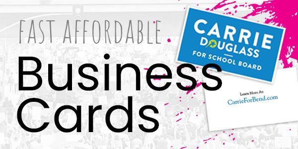 Shop Custom Business Cards