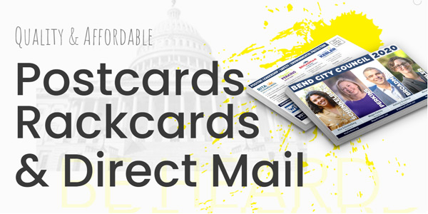 Shop Postcards, Rackcards, and Direct Mail