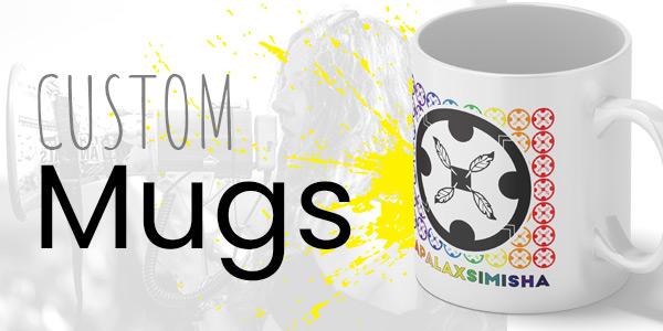 Shop Custom Coffee Mugs